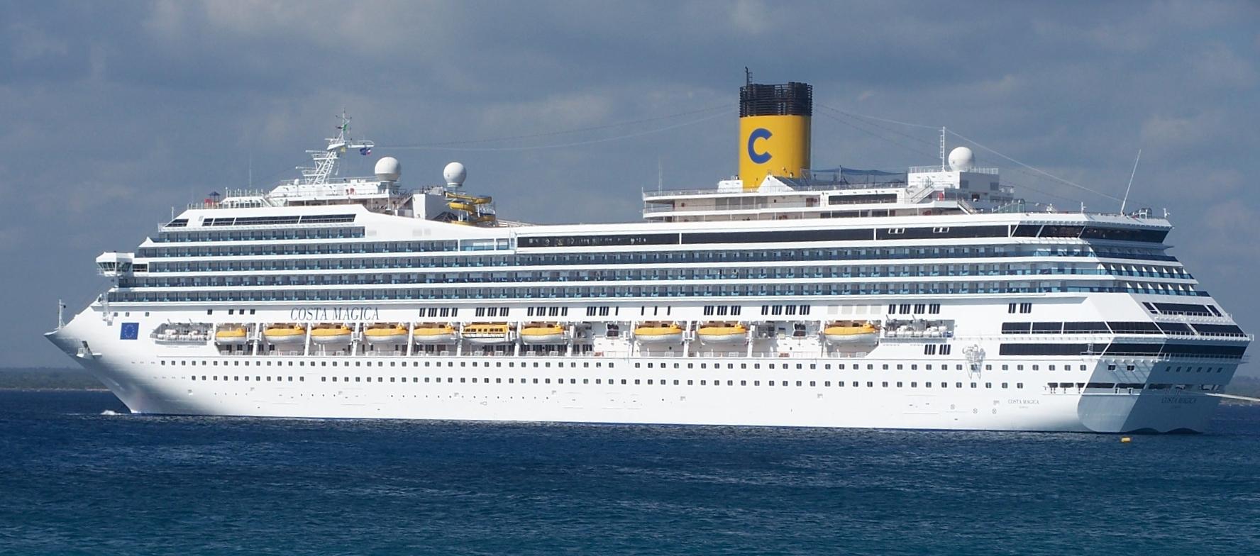 Costa Magica Cruise Ship Lisbon 2015 Lisbon Private