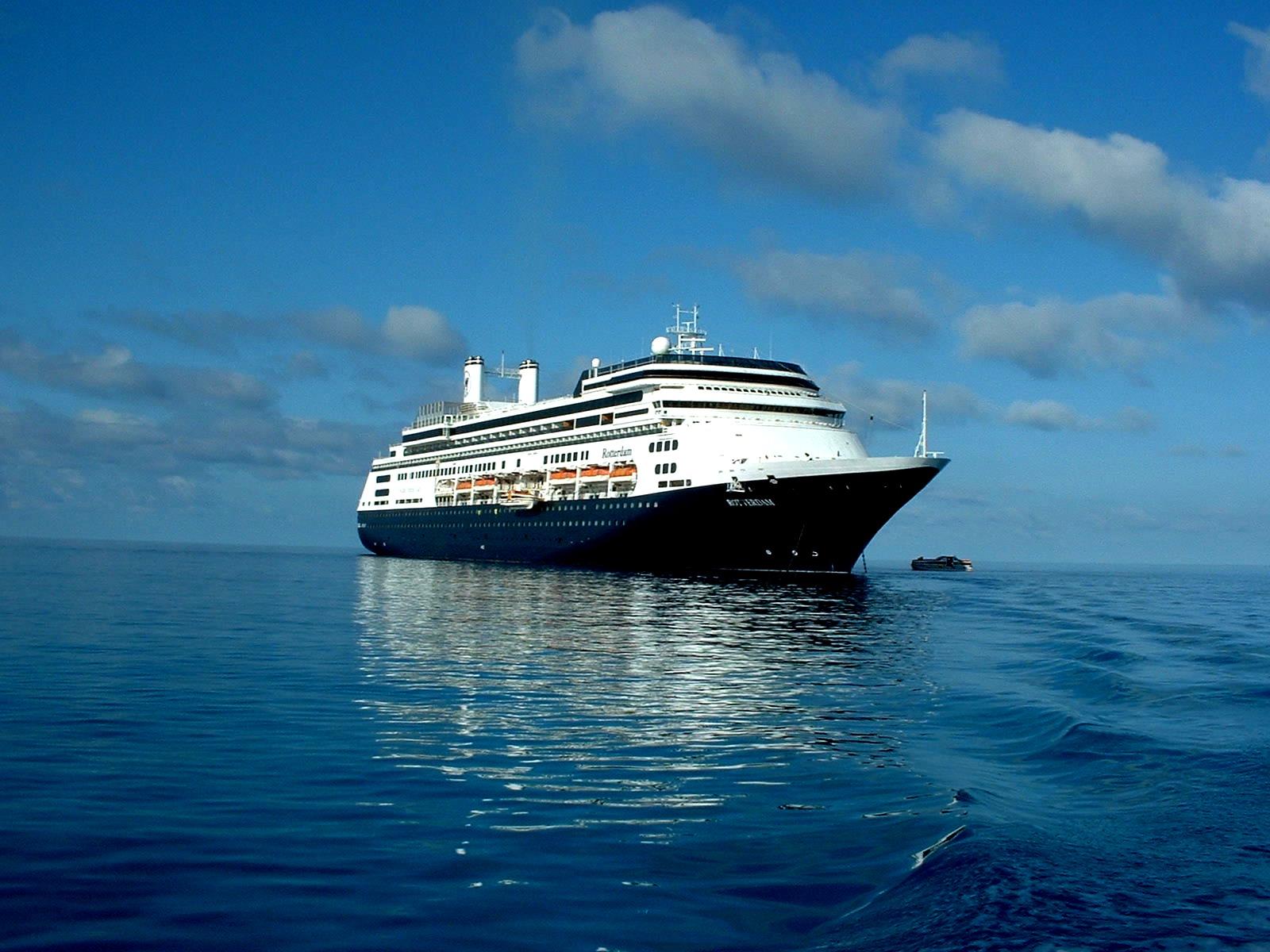 Holland America Rotterdam Cruise Ship Lisbon 2015  Lisbon