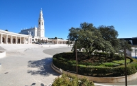 Fatima Sanctuary - Old Basilica