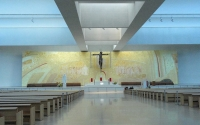 Fatima Sanctuary - Most Holy Trinity Basilica