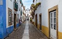 Obidos Medieval Village Portugal
