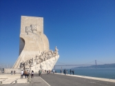 Lisbon Belem Discovery Monument