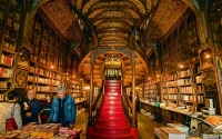 Lello Library - One of the best in the world
