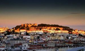 St Jorge Castle - Lisbon