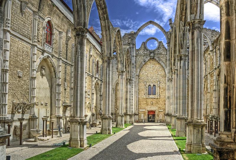 Carmo_Convent_Lisbon