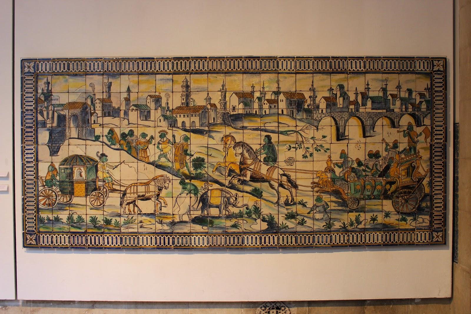 Museu Do Azulejo National Tile Museum Lisbon Private