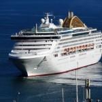 Oceana P&O Cruise Ship Lisbon 2015