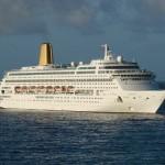 Oriana Cruise Ship Lisbon 2015