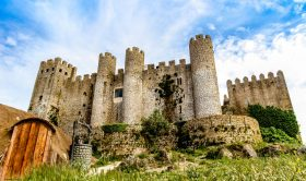 Obidos Castle and Medieval Village Half-Day Private Tour + Wine Tasting
