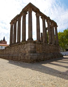 Excursión privada a Évora y Monsaraz desde Lisboa