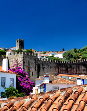 Fatima Sanctuary & Obidos Medieval Village Private Tour From Lisbon
