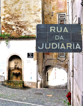 Lisbon City Jewish Half-Day Walking Private Tour (3h)