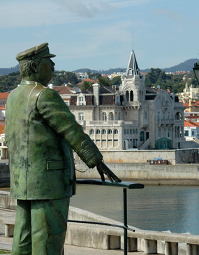 Lisbon (Belem) Highlights + Cascais Village + Cabo da Roca Private Tour