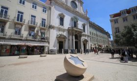 Lisbon City Jewish Half-Day Private Walking Tour (3h)