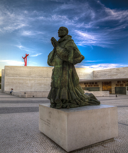 Fatima Shrine/Sanctuary Half-Day Private Tour from Lisbon
