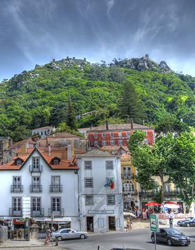 Excursión privada de medio día a Sintra