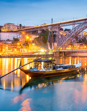 3 Days Trip to Porto y Douro Valley desde Lisboa