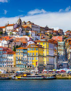 4 Days Private Tour to Porto and Douro Valley From Lisbon