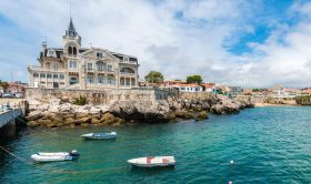 Half-Day Private Tour to Cascais, Estoril and Cabo da Roca
