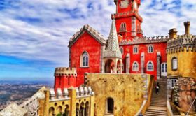 Golden Triangle Private Tour - Sintra, Cabo da Roca, Cascais