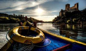Almourol Castle - Tomar