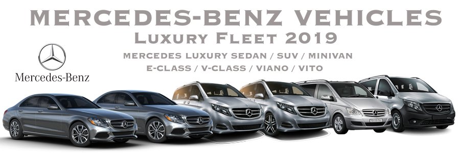 Mercedes-Benz Luxury Fleet 2019