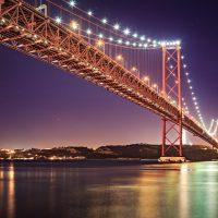 Excursão privada noturna de Lisboa (7h30PM-10h30PM)